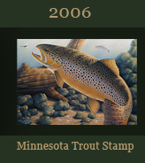 2006 Minnesota Trout Stamp
